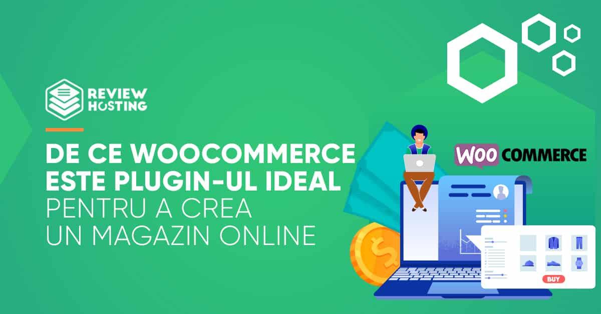 De ce WooCommerce este plugin-ul ideal pentru a crea un magazin online