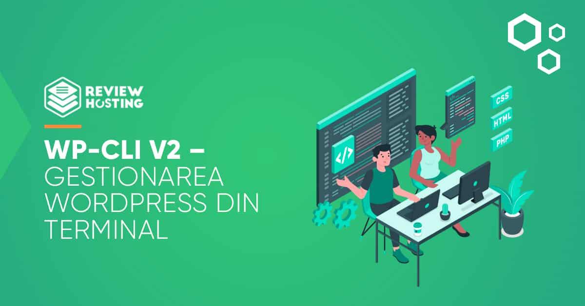 WP-CLI v2 – Gestionarea WordPress din terminal