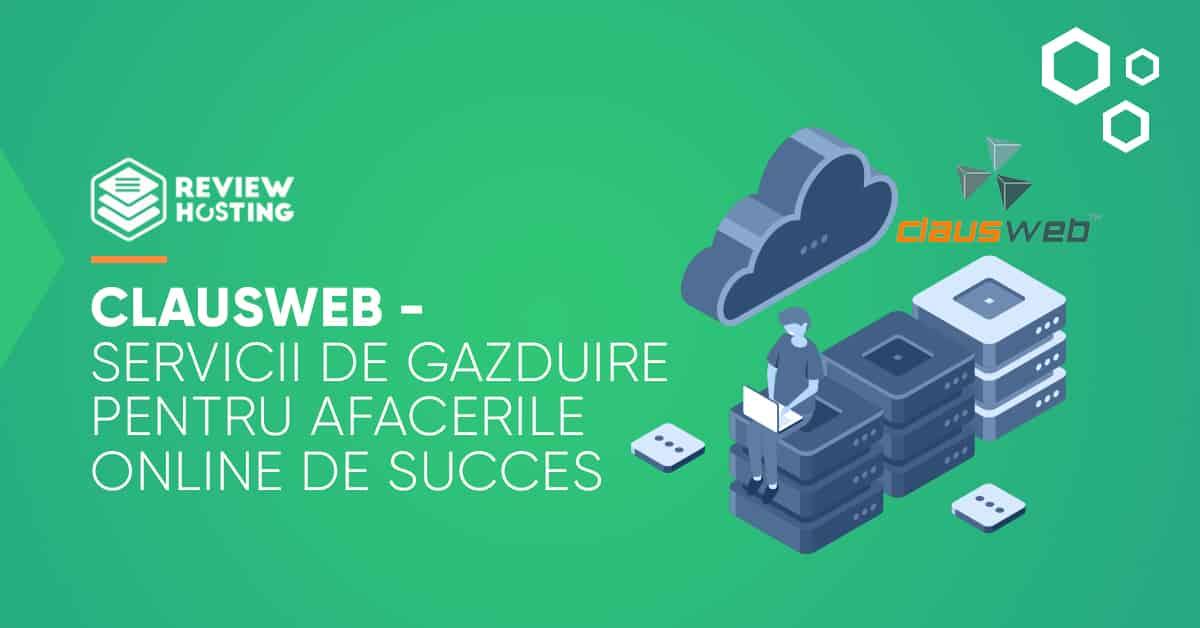 ClausWeb - servicii de gazduire pentru afacerile online de succes