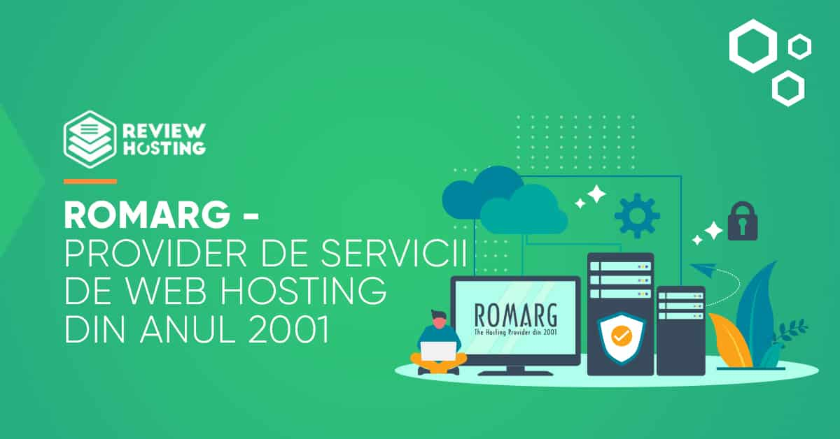ROMARG - provider de servicii de web hosting din anul 2001