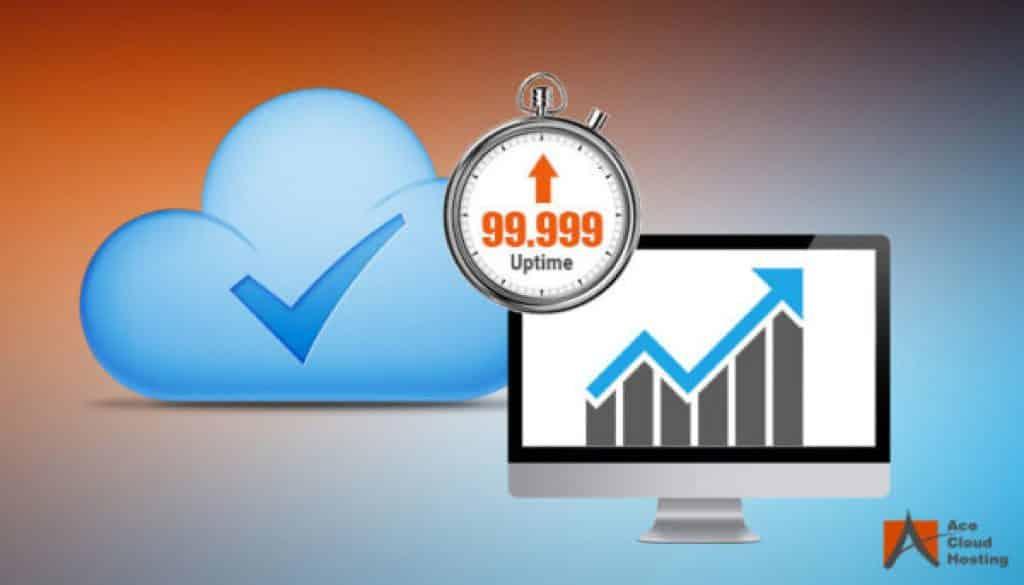 Cum alegi un plan de hosting : 99.99% uptime